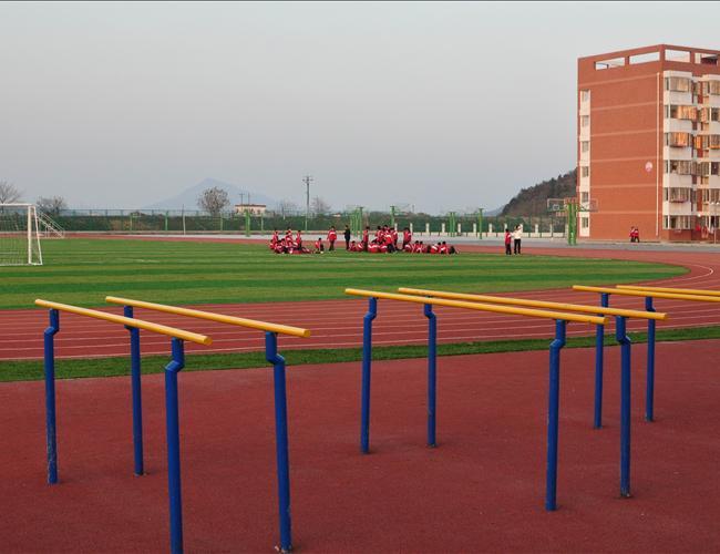 亚父校区运动场