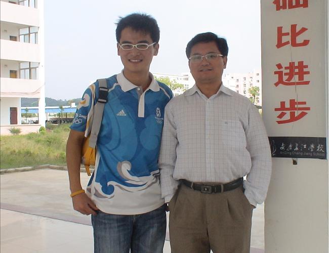 清华两代人
