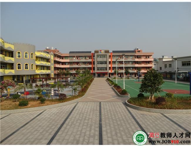 新雅培训中心校园全景