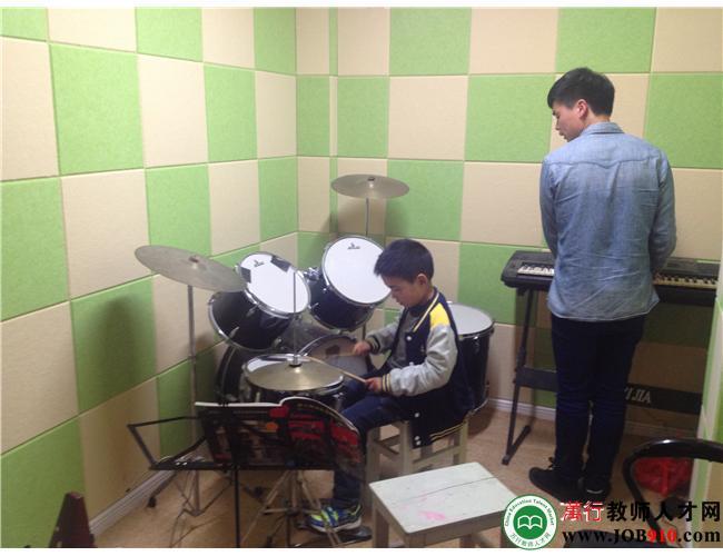 爵士鼓教室