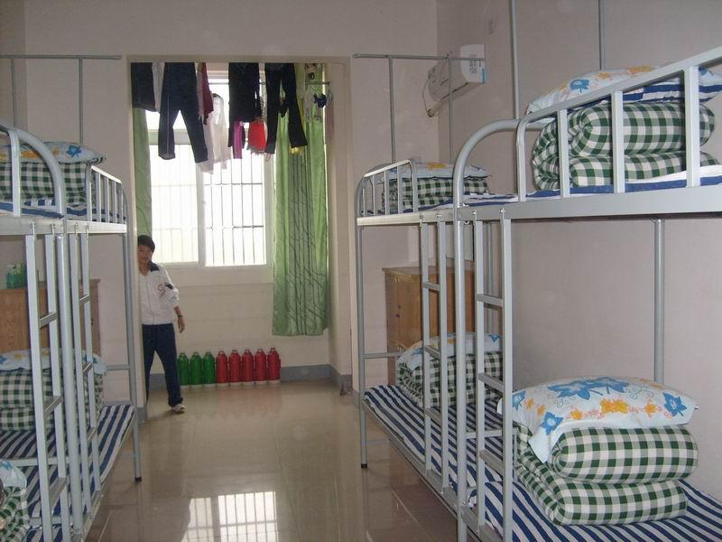 干净的学生宿舍