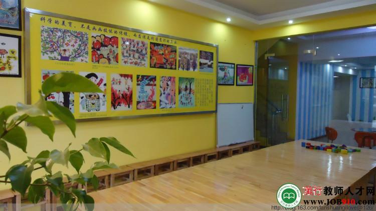 衢州童年童画少儿创意美术学校招聘信息-万行教师图片