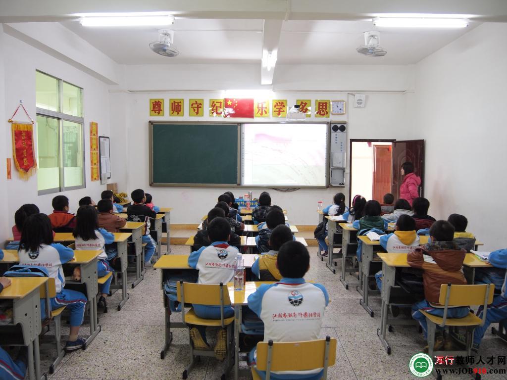 汕头市潮南外国语学校招聘信息-万行教师人才网
