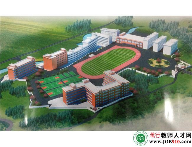 校园新貌(正在建设中)