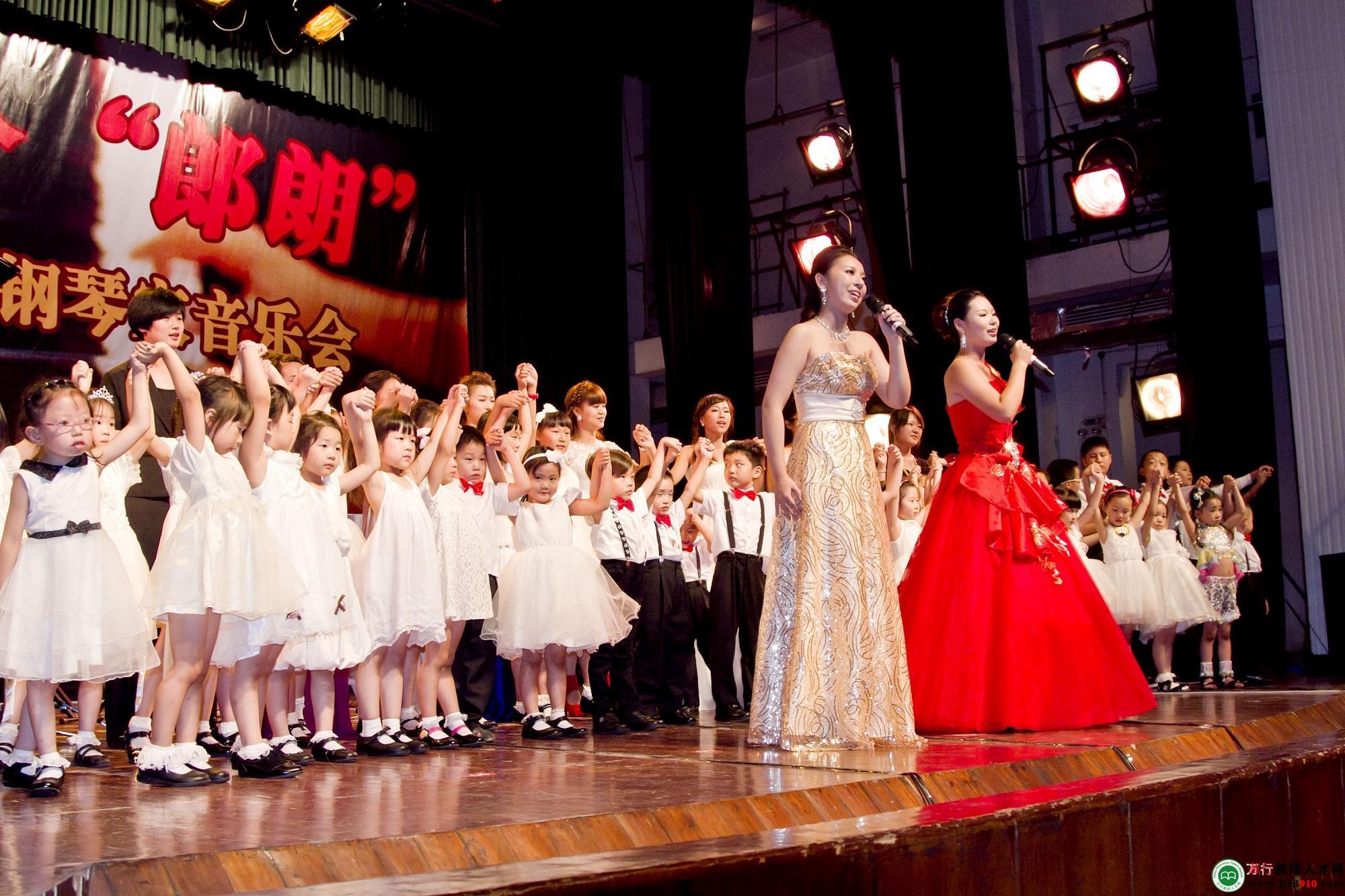 杭州钢琴宝贝工作室招聘信息-万行教师人才网