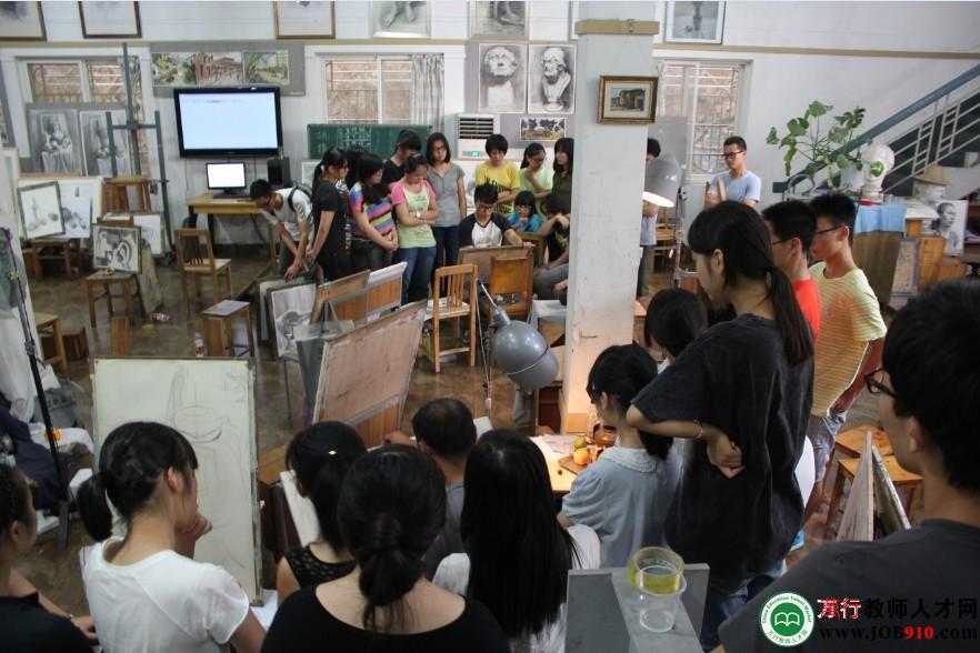 建德市德伽美术培训学校招聘信息-万行教师人才网