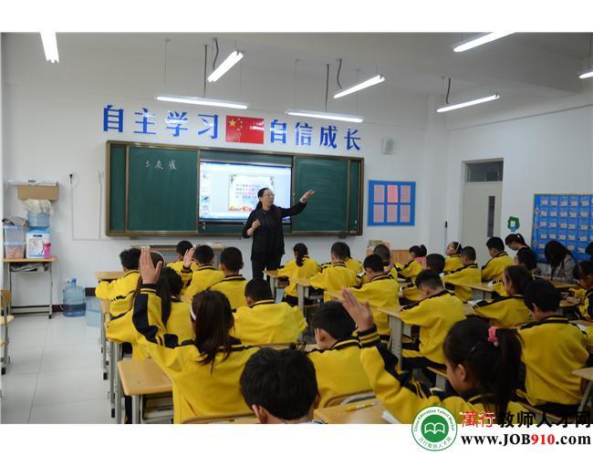 小学低段语文教学