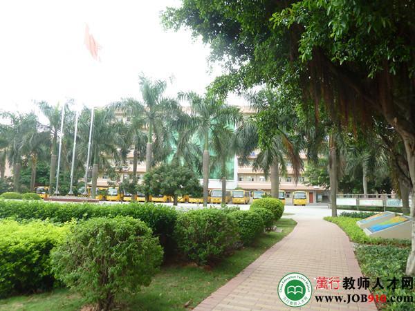 深圳市光明新区培英文武实验学校