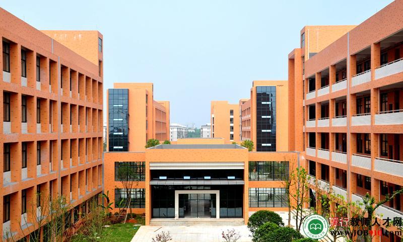 培文湘潭校区教学楼